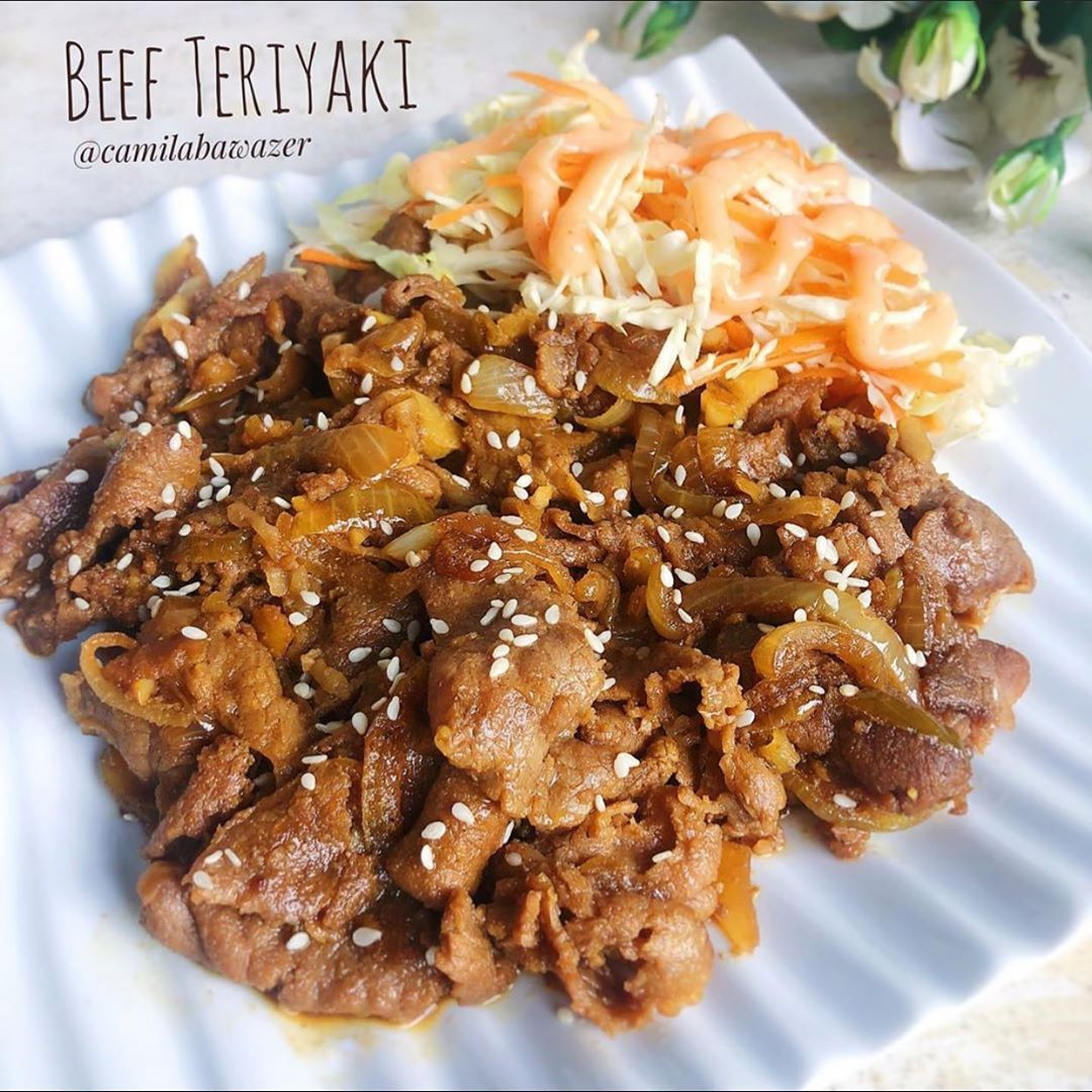 Beef Teriyaki alaHokben