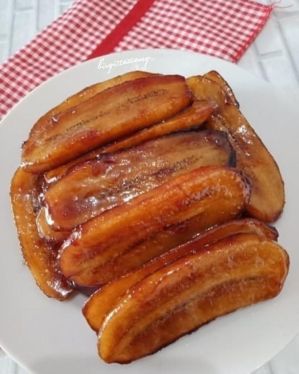 Karamel pisang