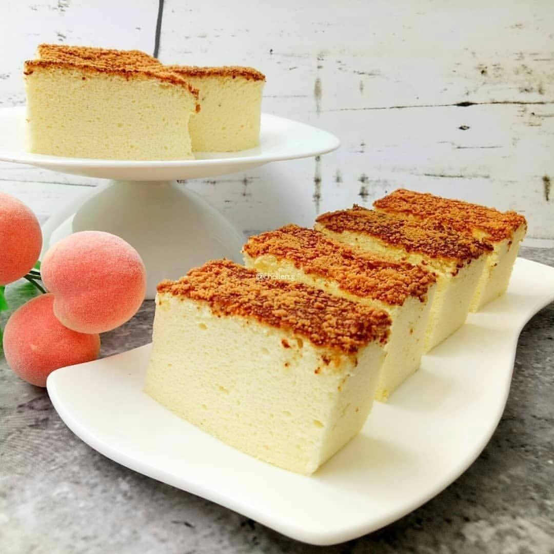Taiwanese Pillow Cheesecake