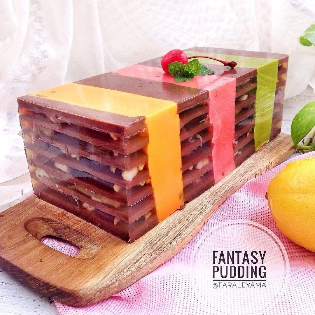 Fantasy Pudding 