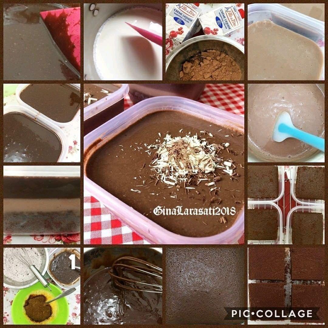 Milo Coklat Dessert Box