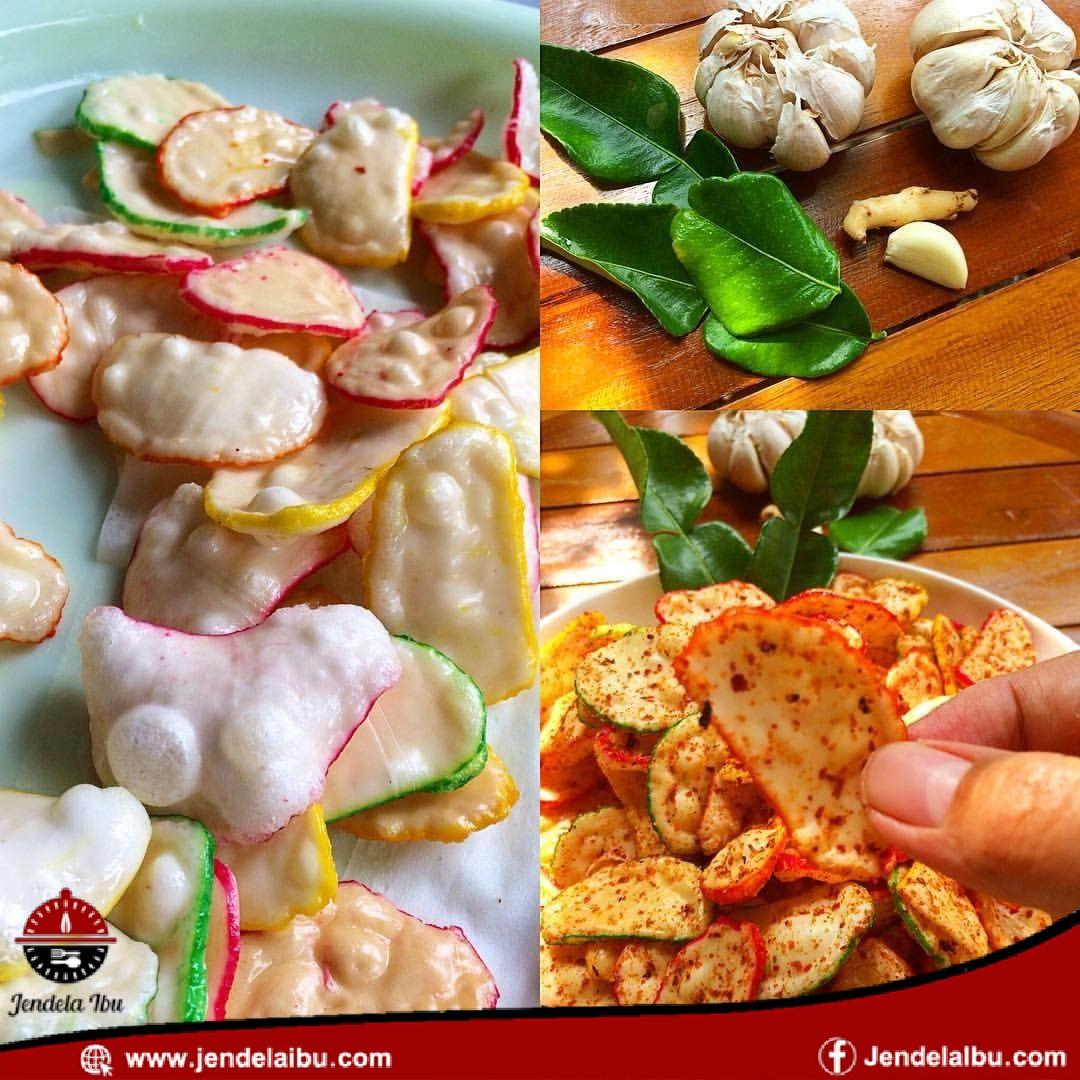 Spicy Dry SeblakCrackers
