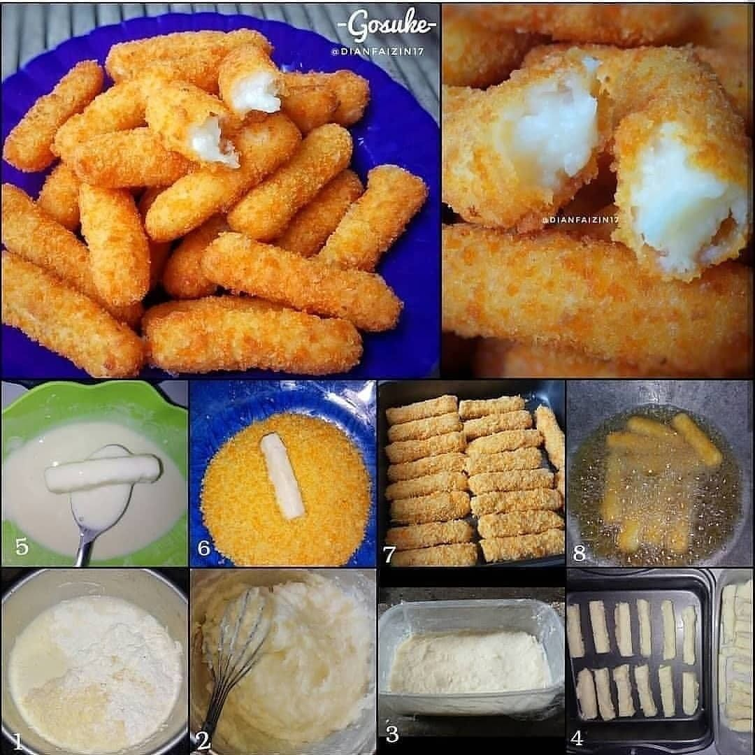 Gosuke (fried milkcheese)
