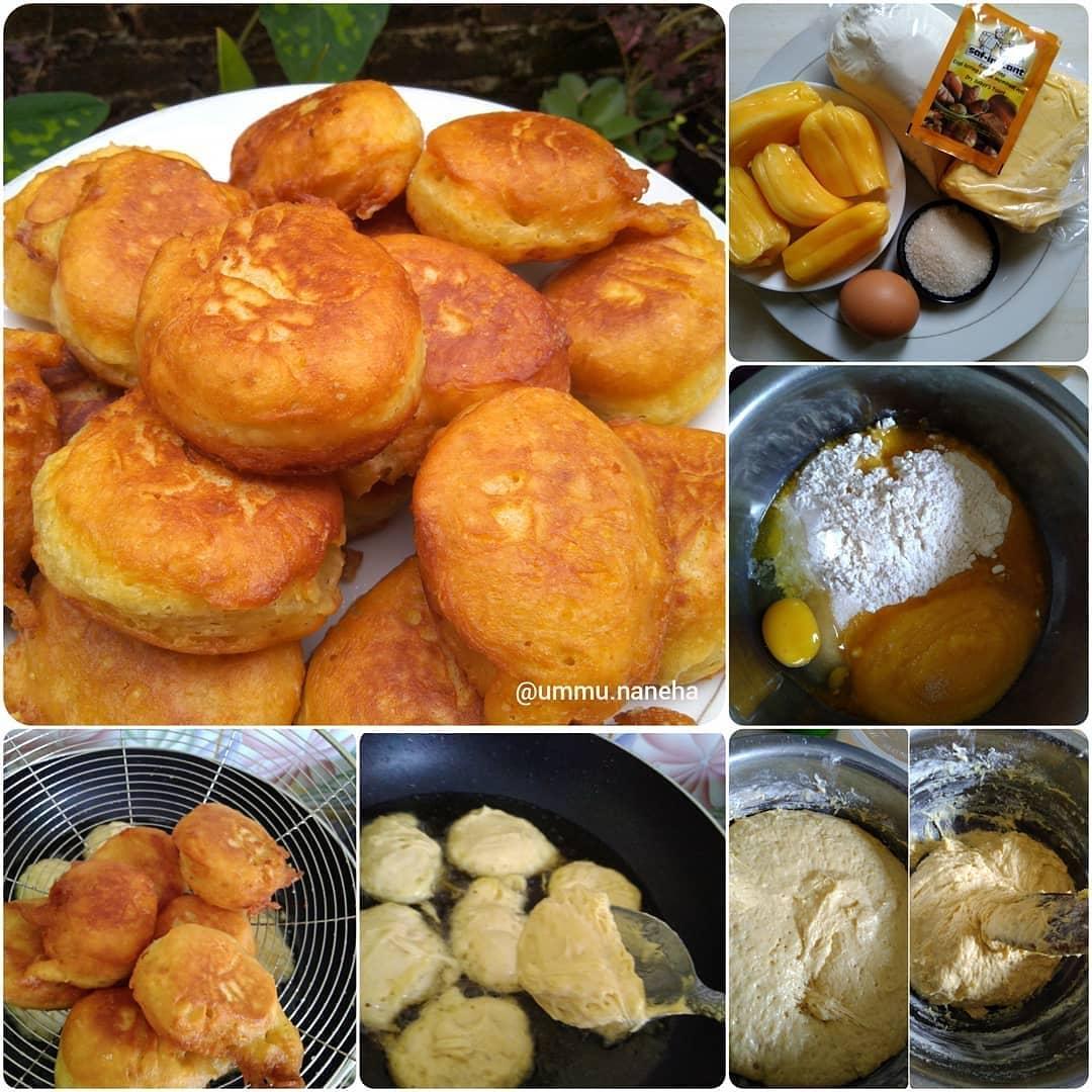Roti Goreng Nangka
